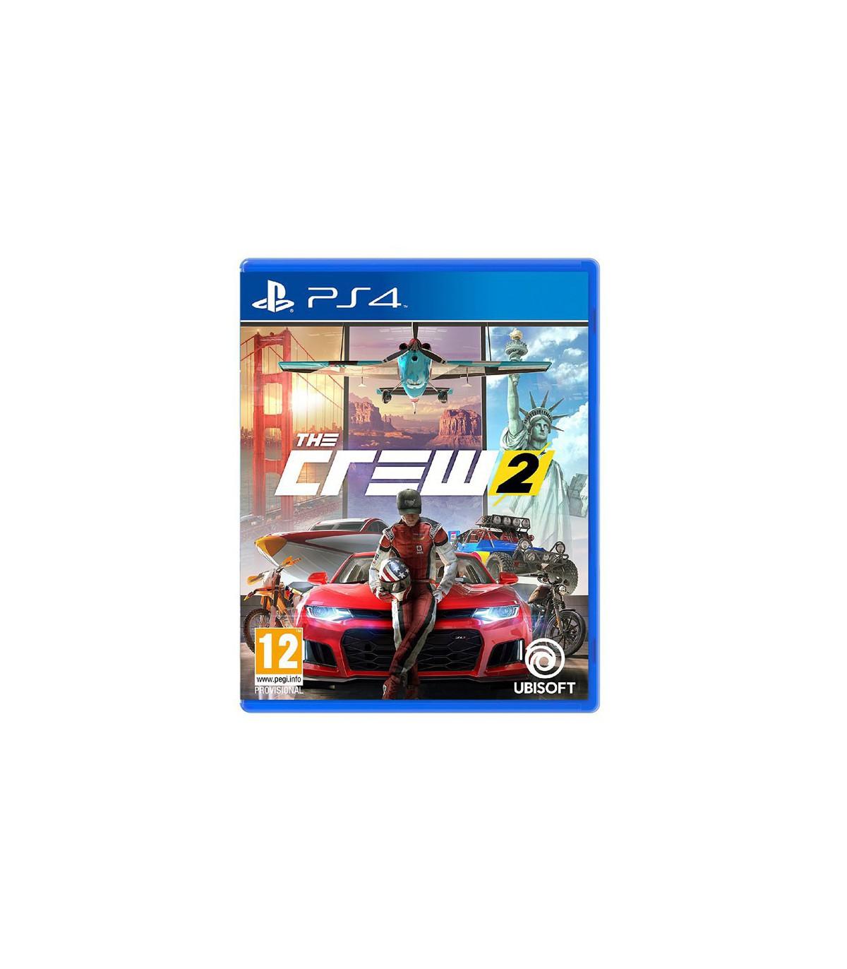 بازی The Crew 2 - پلی استیشن 4