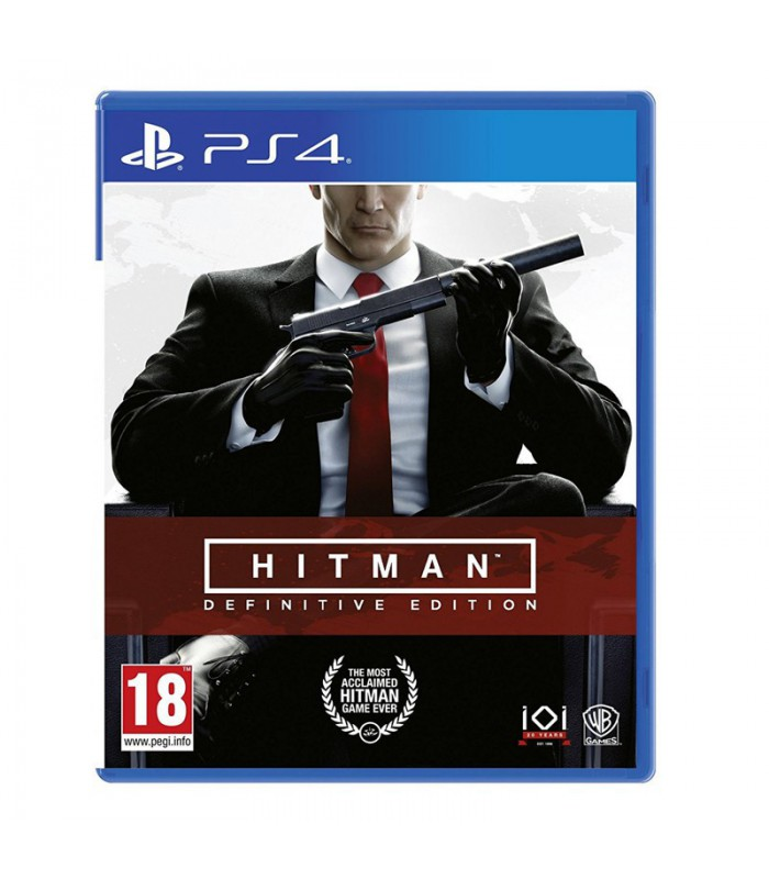 بازی Hitman: Definitive Edition - پلی استیشن 4