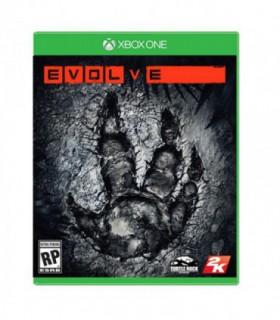 بازی Evolve کارکرده - ایکس باکس وان