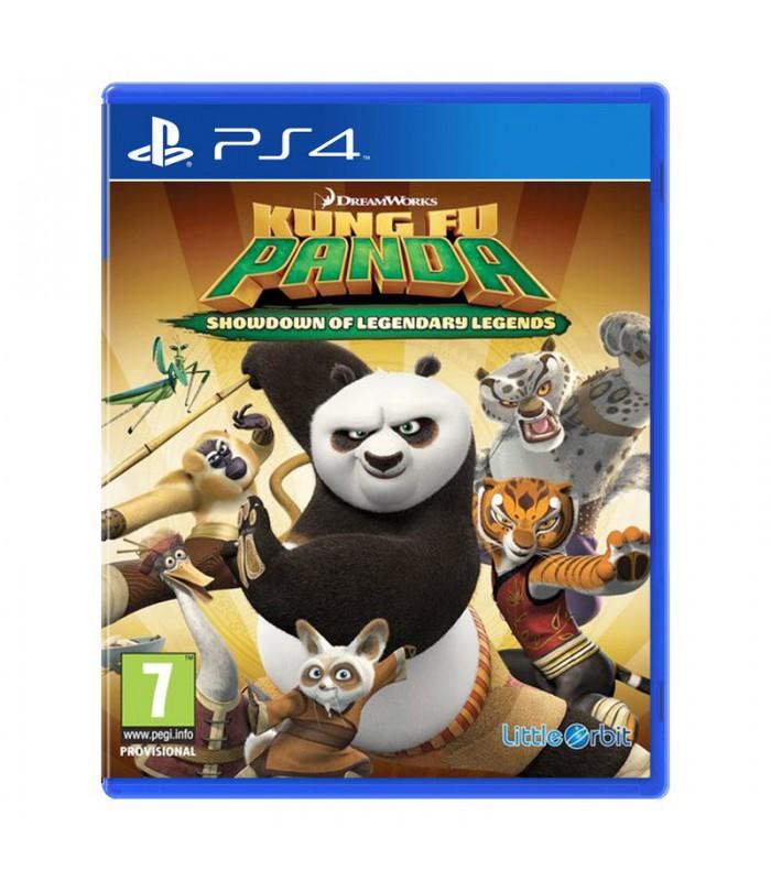 بازی Kung Fu Panda: Showdown of Legendary Legends - پلی استیشن 4