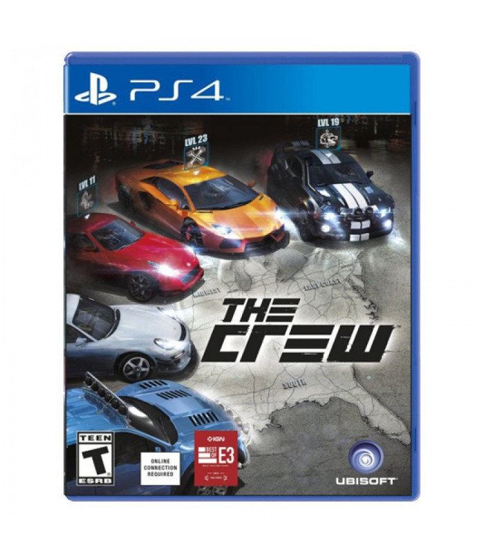 بازی The Crew - پلی استیشن 4