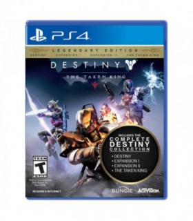 More about بازی Destiny The Taken King کارکرده - پلی استیشن 4