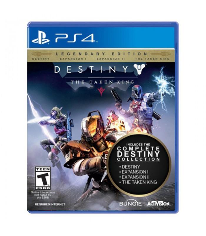 Destiny The Taken King کارکرده - پلی استیشن ۴