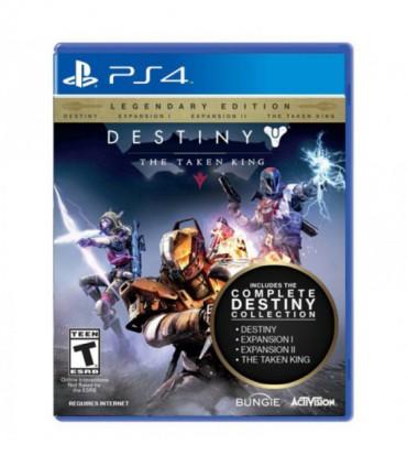 بازی Destiny The Taken King کارکرده - پلی استیشن 4
