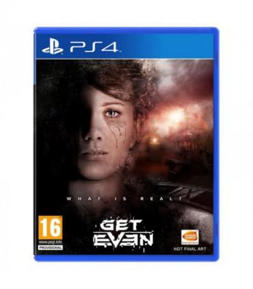 بازی Get Even - پلی استیشن 4