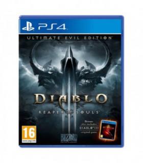 بازی Diablo III: Ultimate Evil Edition کارکرده - پلی استیشن 4