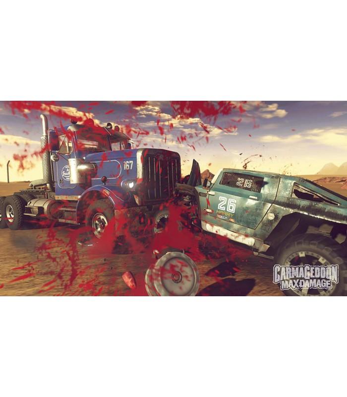 بازی Carmageddon: Max Damage کارکرده - پلی استیشن 4