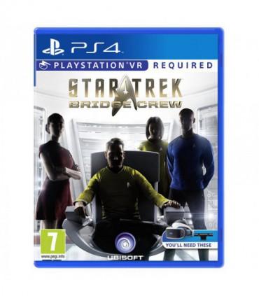 بازی Star Trek: Bridge Crew کارکرده - پلی استیشن وی آر