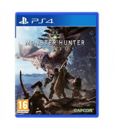 بازی Monster Hunter: World کارکرده - پلی استیشن 4