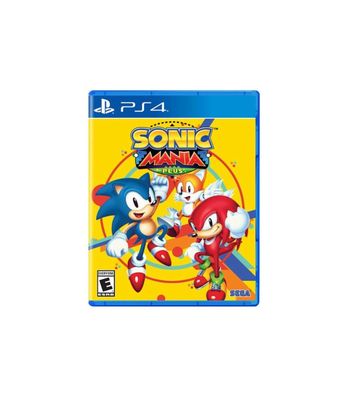 بازی Sonic Mania Plus - پلی استیشن 4