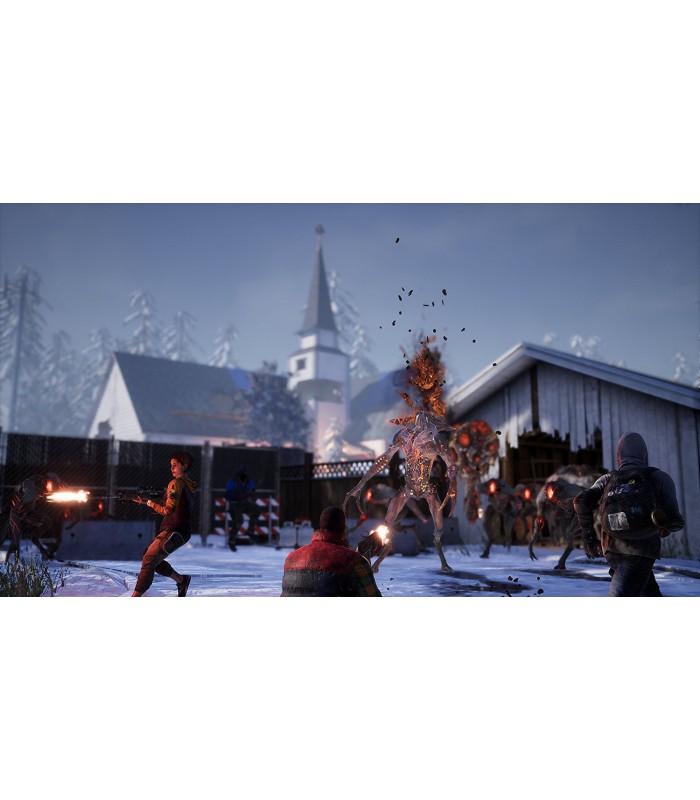 بازی Earthfall: Deluxe Edition - پلی استیشن 4