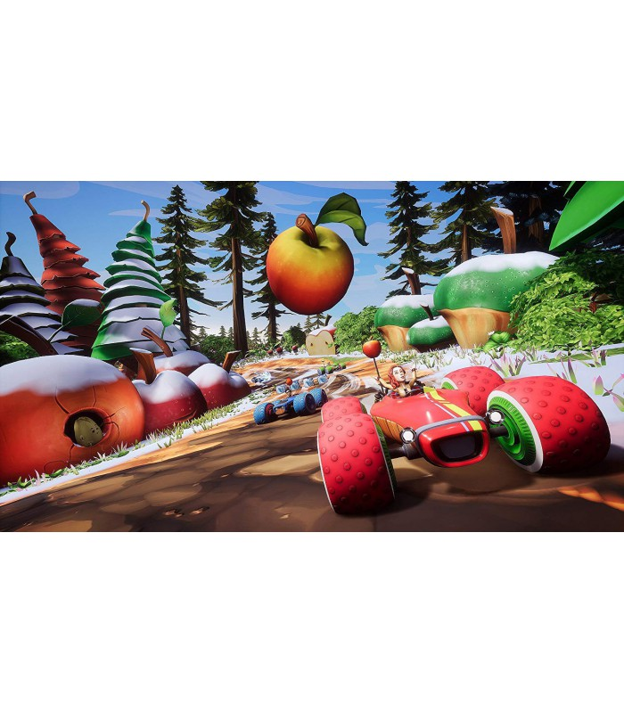 بازی All-Star Fruit Racing - پلی استیشن 4