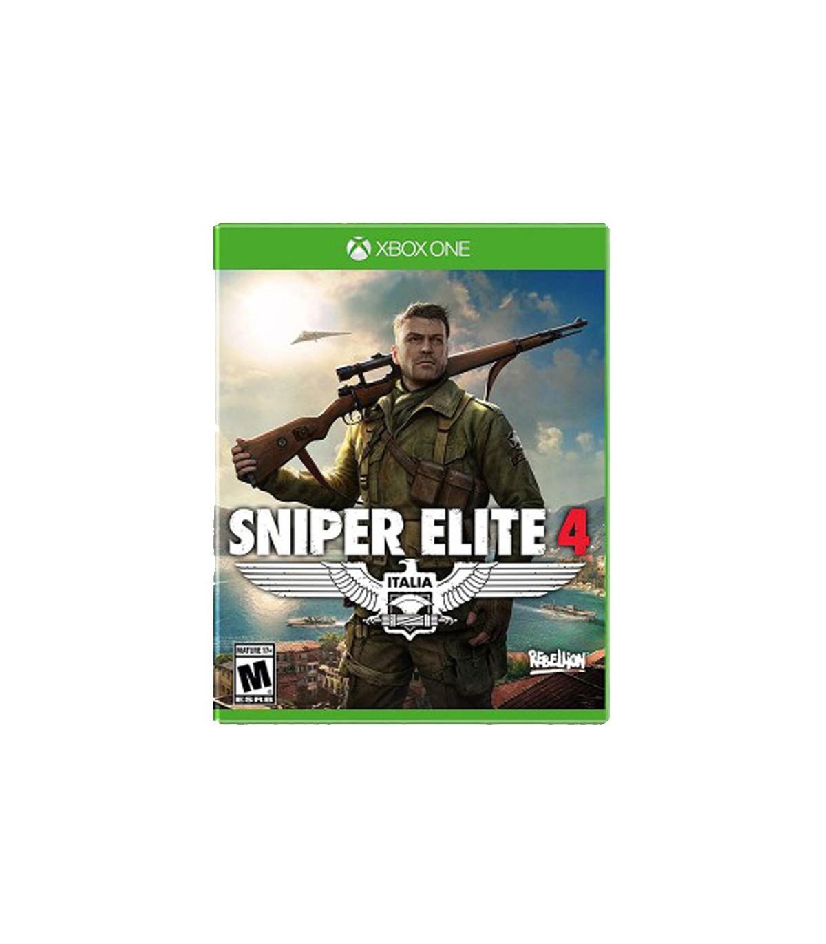 Sniper Elite 4 کارکرده - ایکس باکس وان