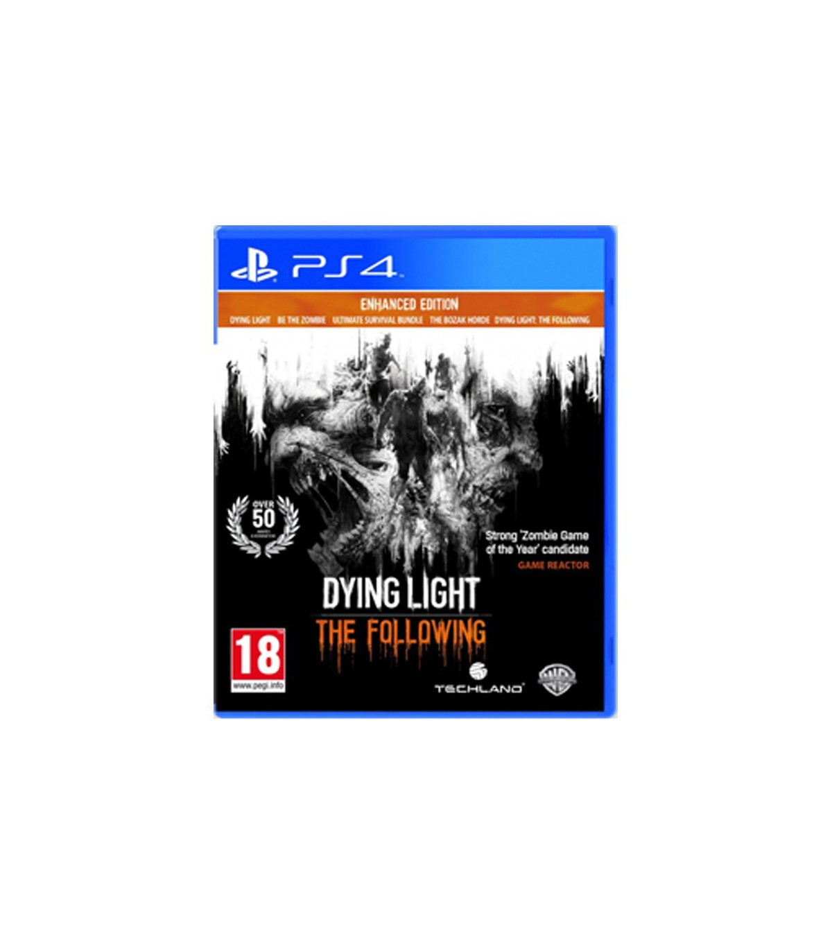 Dying Light The Following - پلی استیشن ۴