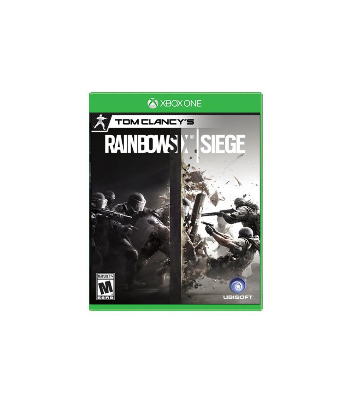 بازی Tom Clancy's Rainbow Six Siege کارکرده - ایکس باکس وان