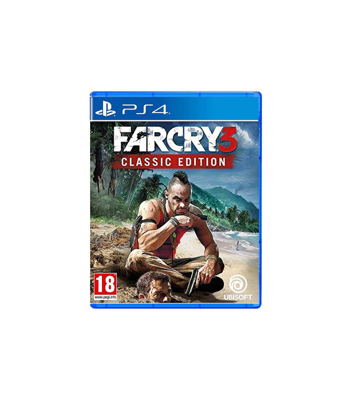 بازی Far Cry 3 Classic Edition - پلی استیشن 4