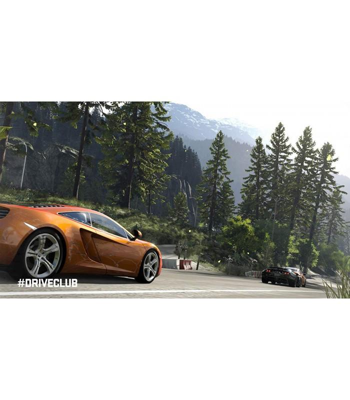 بازی Drive Club - پلی استیشن ۴