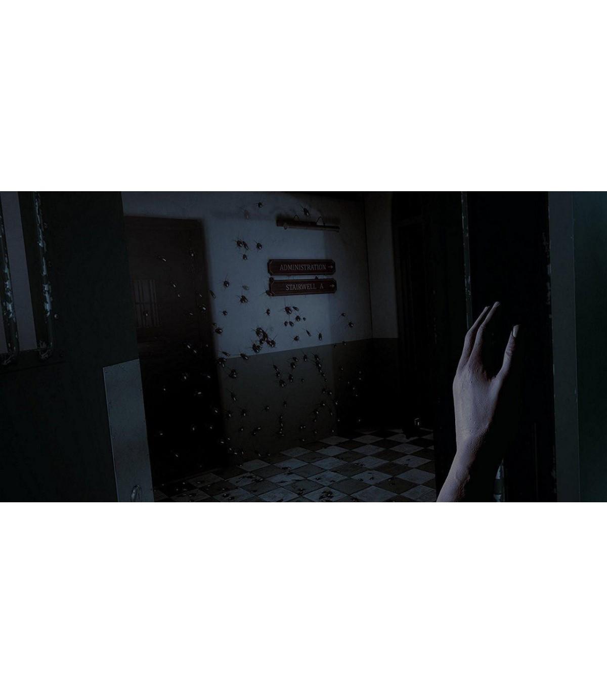 بازی The Inpatient - پلی استیشن VR