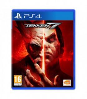 بازی Tekken 7 کارکرده - پلی استیشن 4