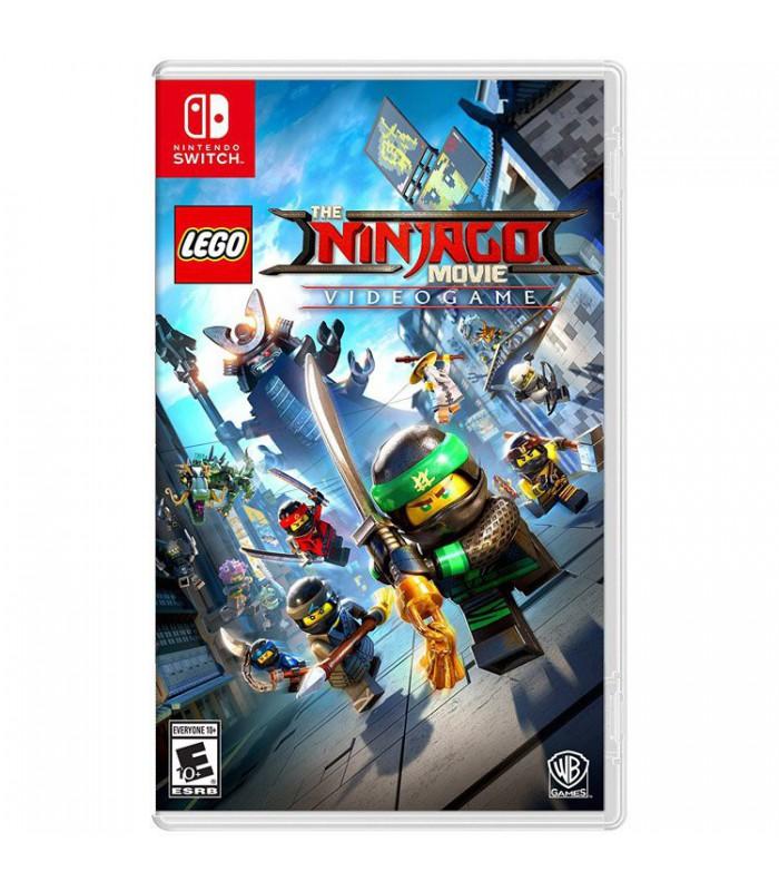 بازی The Lego Ninjago Movie Videogame کارکرده - نینتندو سوئیچ