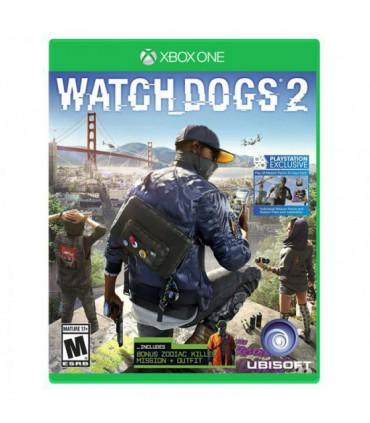 بازی Watch Dogs 2 - ایکس باکس وان