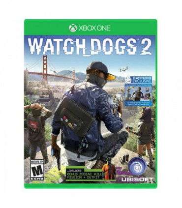 Watch Dogs 2 کارکرده - ایکس باکس وان
