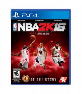 بازی NBA 2K16 کارکرده - پلی استیشن 4