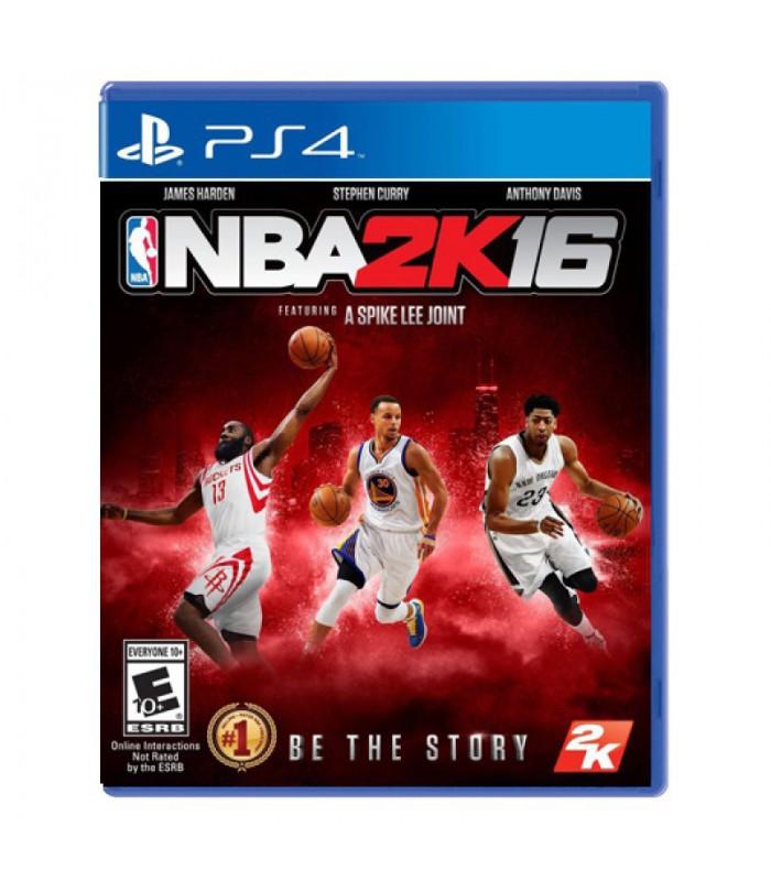 NBA2K16  کارکرده - پلی استیشن ۴
