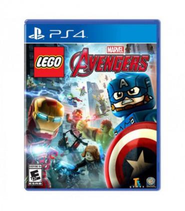 بازی Lego Marvel's Avengers کارکرده- پلی استیشن 4
