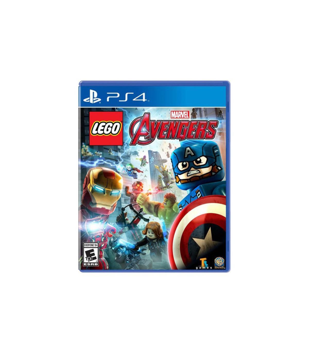 بازی Lego Marvel's Avengers کارکرده - پلی استیشن ۴