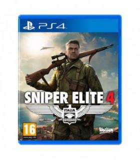 بازی Sniper Elite 4 - پلی استیشن 4