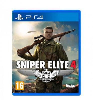بازی Sniper Elite 4 کارکرده- پلی استیشن 4