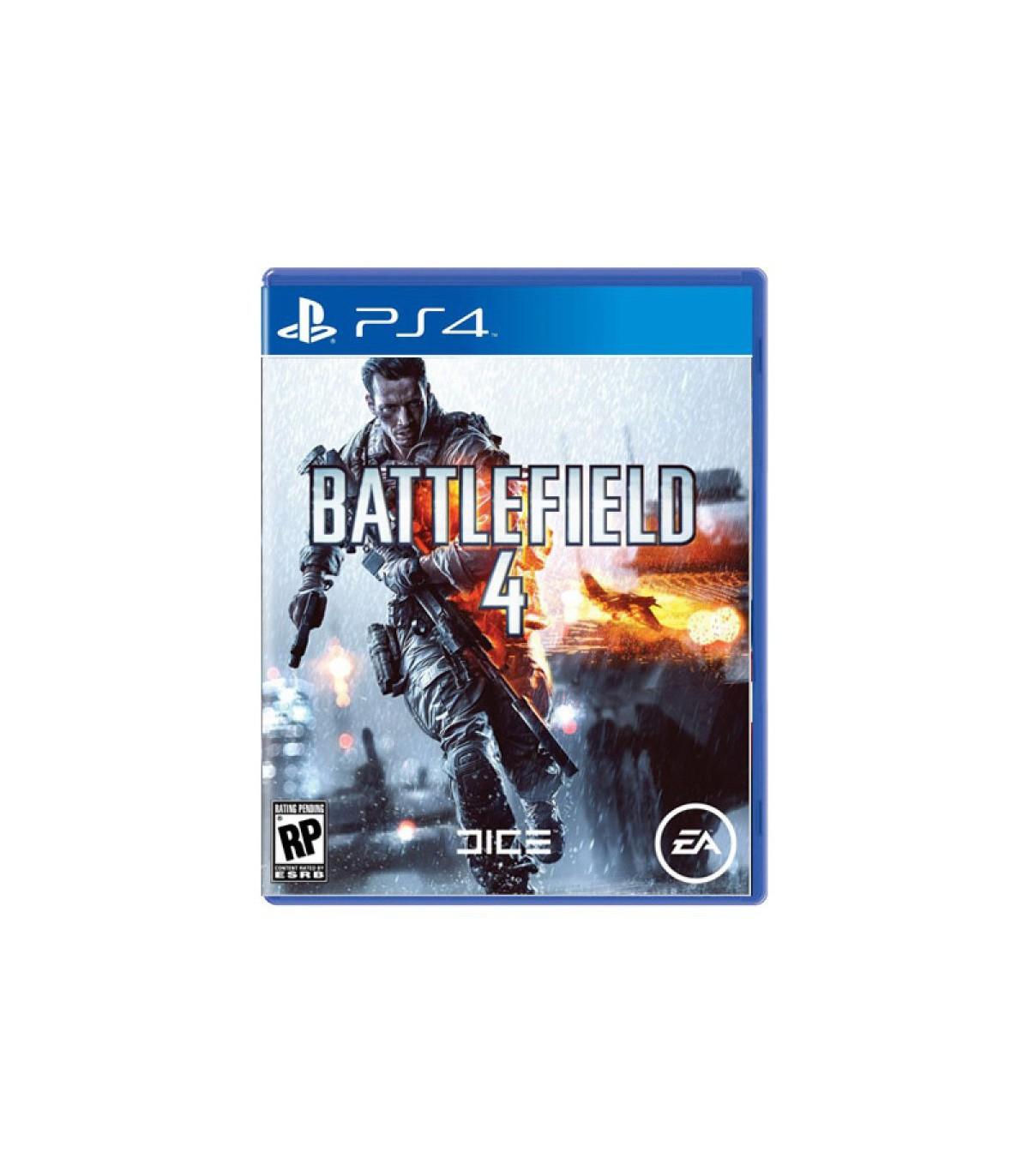 بازی Battlefield 4 کارکرده - پلی استیشن 4