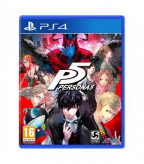 More about بازی Persona 5 کارکرده - پلی استیشن 4