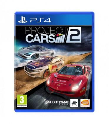 بازی Project CARS 2 کارکرده - پلی استیشن 4