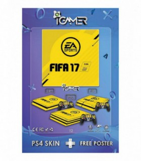 More about اسکین PS4  طرح FIFA17