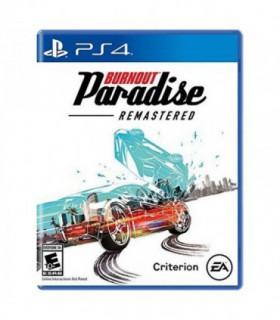 بازی Burnout Paradise Remastered کارکرده - پلی استیشن 4