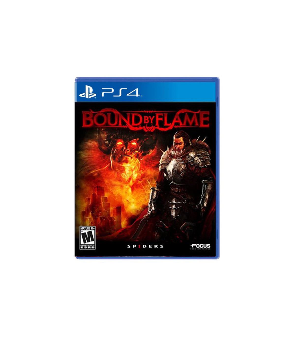 بازی Bound by Flame کارکرده - پلی استیشن 4