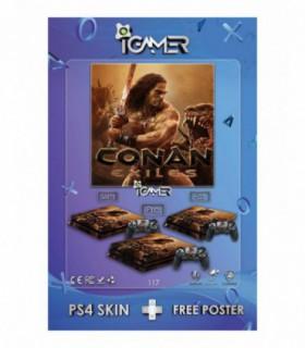 اسکین PS4 آی گیمر طرح جدید شماره 17
