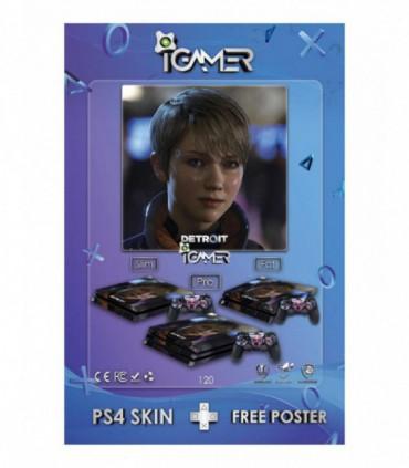 اسکین PS4 آی گیمر طرح جدید شماره 20