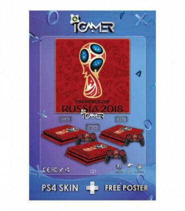 اسکین PS4 آی گیمر طرح جدید شماره 21