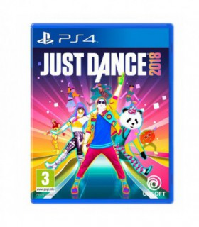 بازی Just Dance 2018 کارکرده - پلی استیشن 4