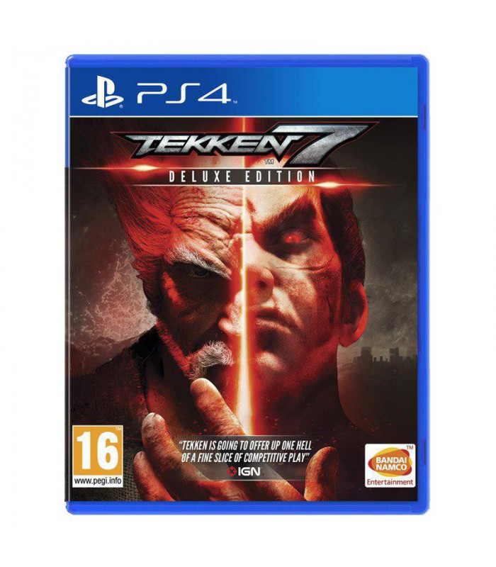 بازی Tekken 7 - پلی استیشن ۴