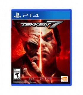 بازی Tekken 7 - پلی استیشن 4