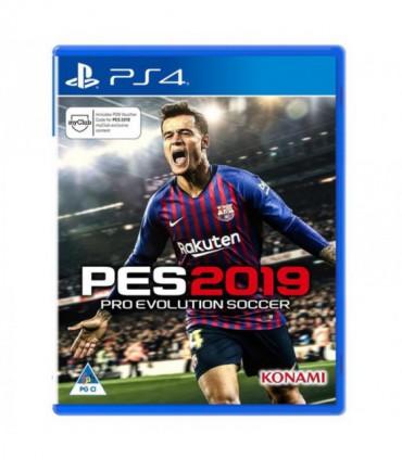 بازی PES 2019 - پلی استیشن