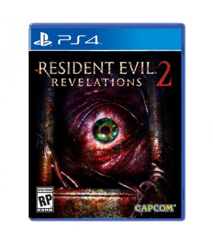 بازی Resident Evil Revelations 2 کارکرده - پلی استیشن 4