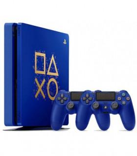 کنسول بازی مدل PlayStation 4 Slim Days of Play Limited Edition - ظرفیت 500 گیگابایت