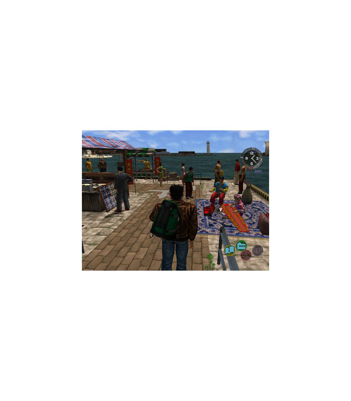بازی Shenmue I & II - پلی استیشن 4