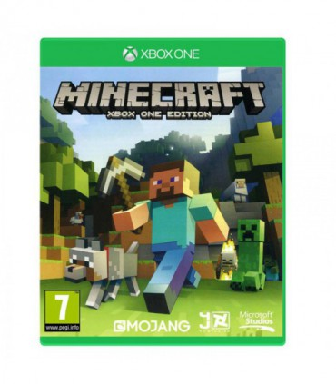 بازی Minecraft  Xbox One Edition - ایکس باکس وان