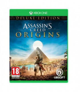 بازی Assassin's Creed Origins Delux Edition - ایکس باکس وان